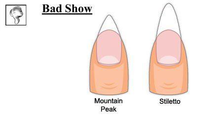 dlook_nails_good dlook_nails_bad dlook_fingernail_shape_g dlook_fingernail_shape_b
