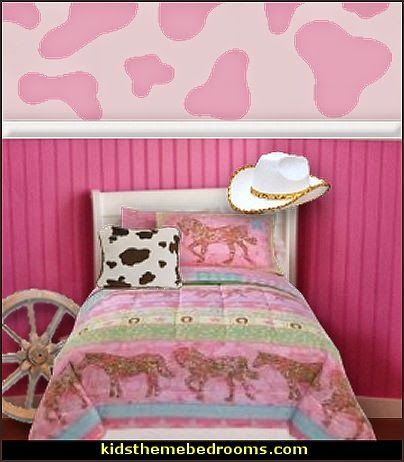 Bedroom Horse Decor Themed Decorating Ideas