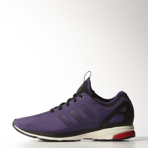 outlet store 2b436 b0358 Chaussures Traning Femme Homme Adidas Zx Flux Tech NPS Dark Violet http