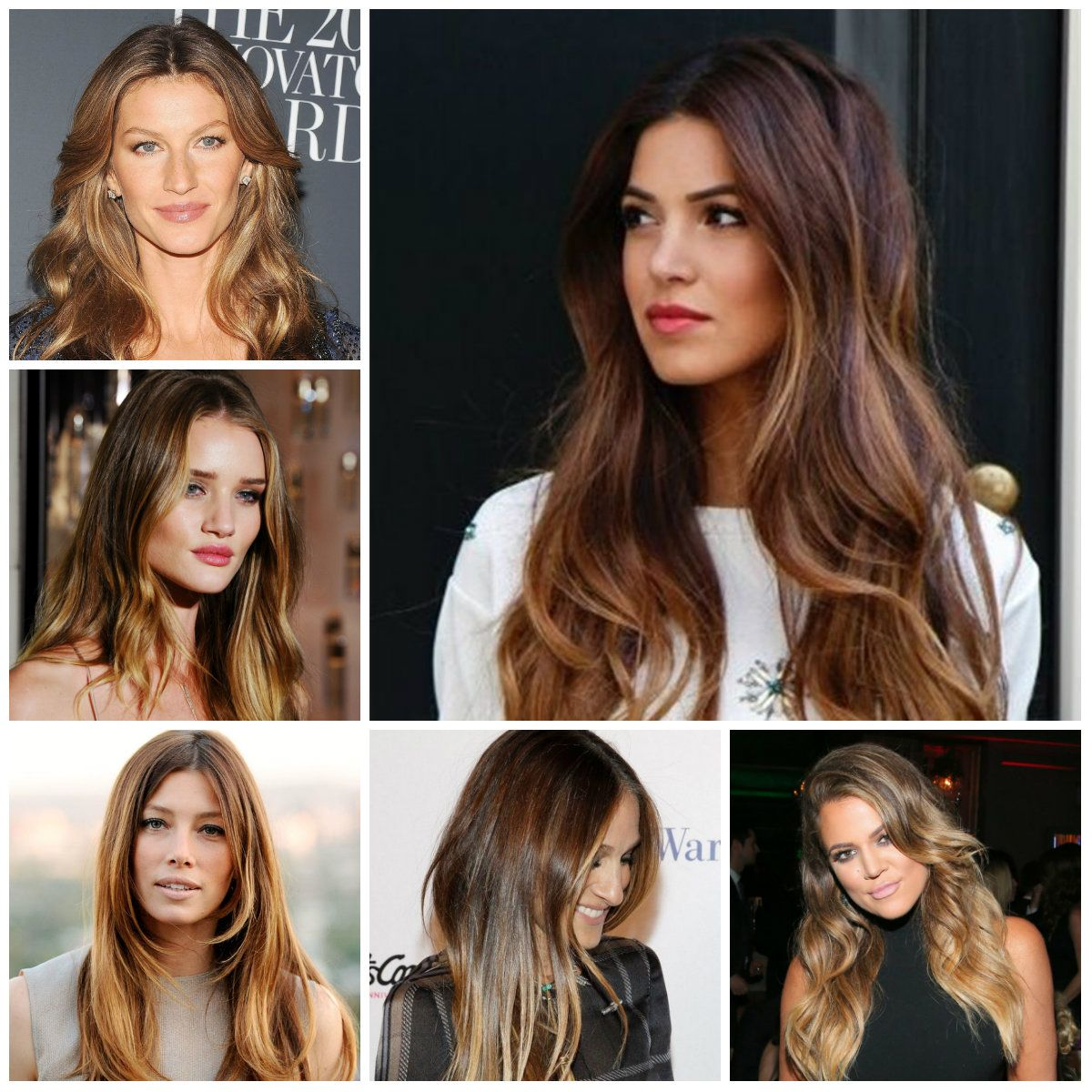 Hairstyles For Fall 2015 Fall 2015 Hair Colour Trends  Google Search  Balayage  Pinterest