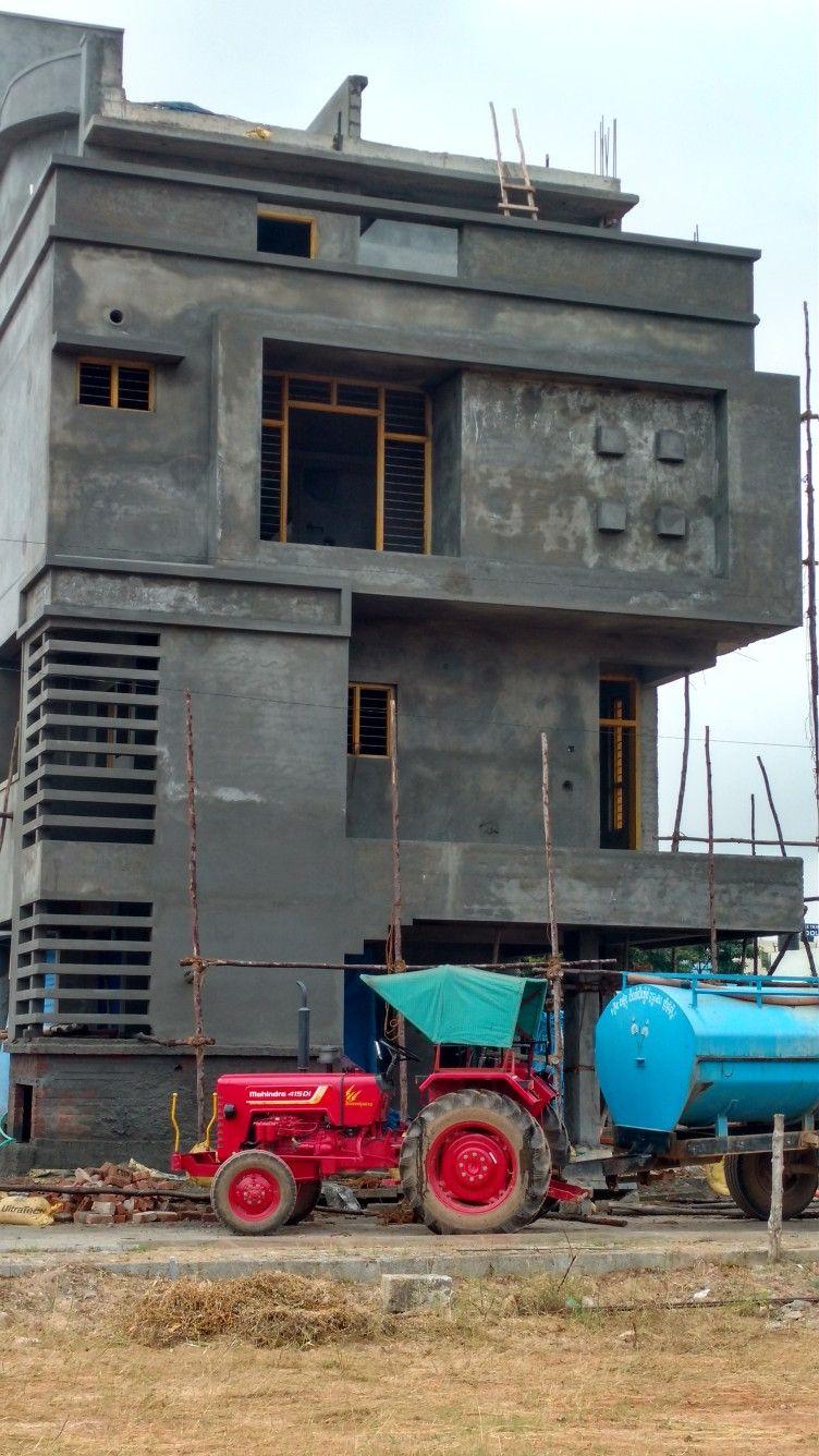 Front Elevation Balcony Designs: Pin By Shivajipavan On Villas In 2019