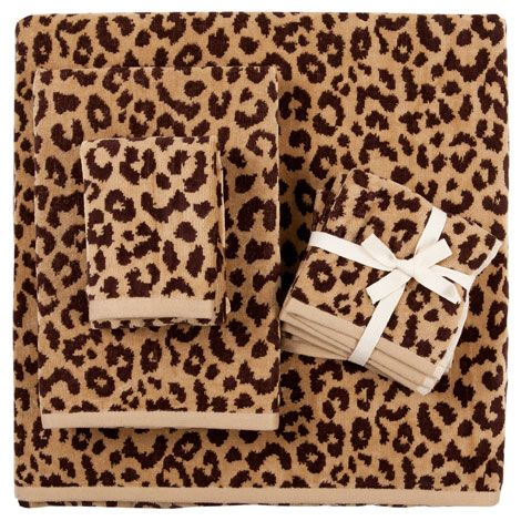 Leopard Towel Zara Home United States