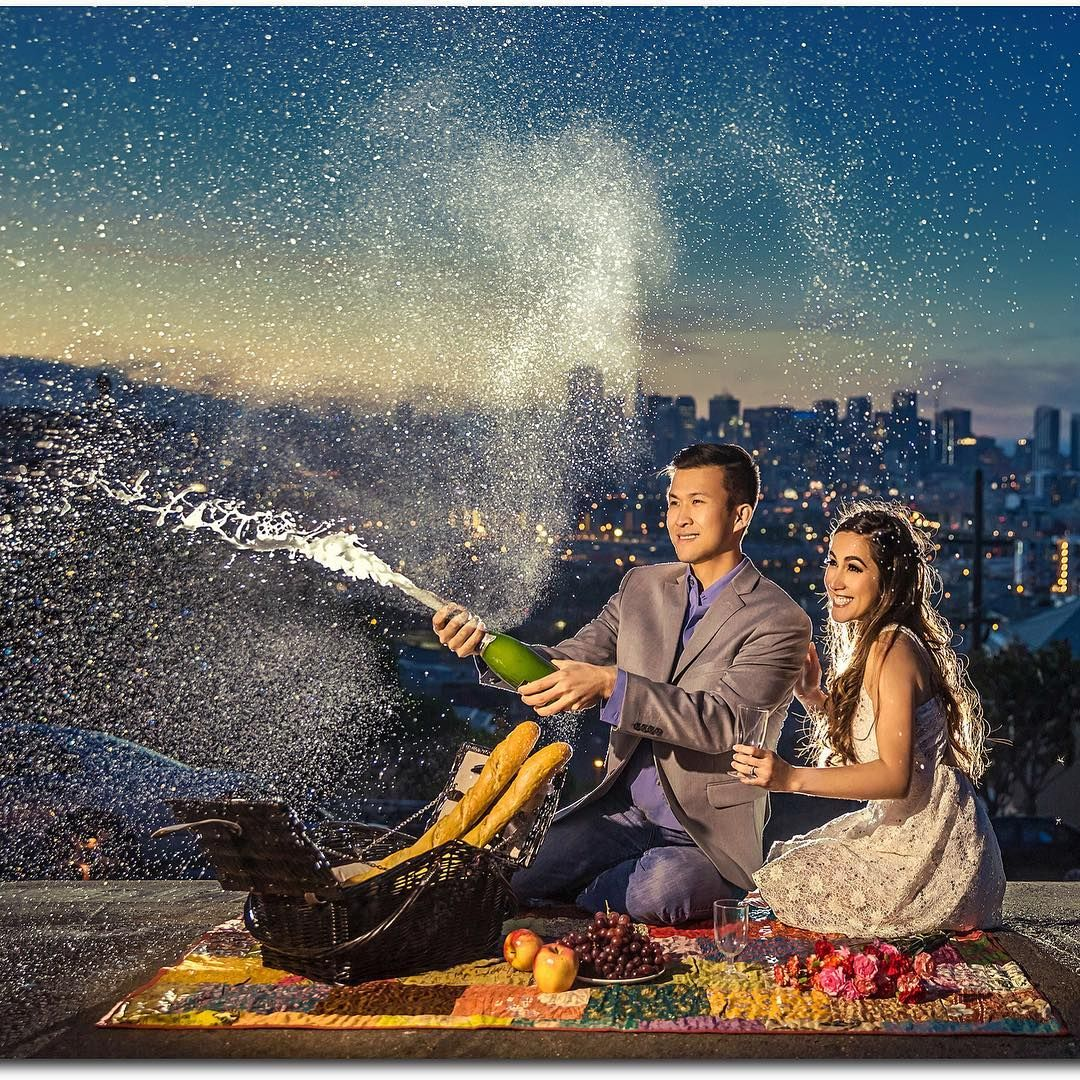 International award winning wedding photographer based in San Francisco.