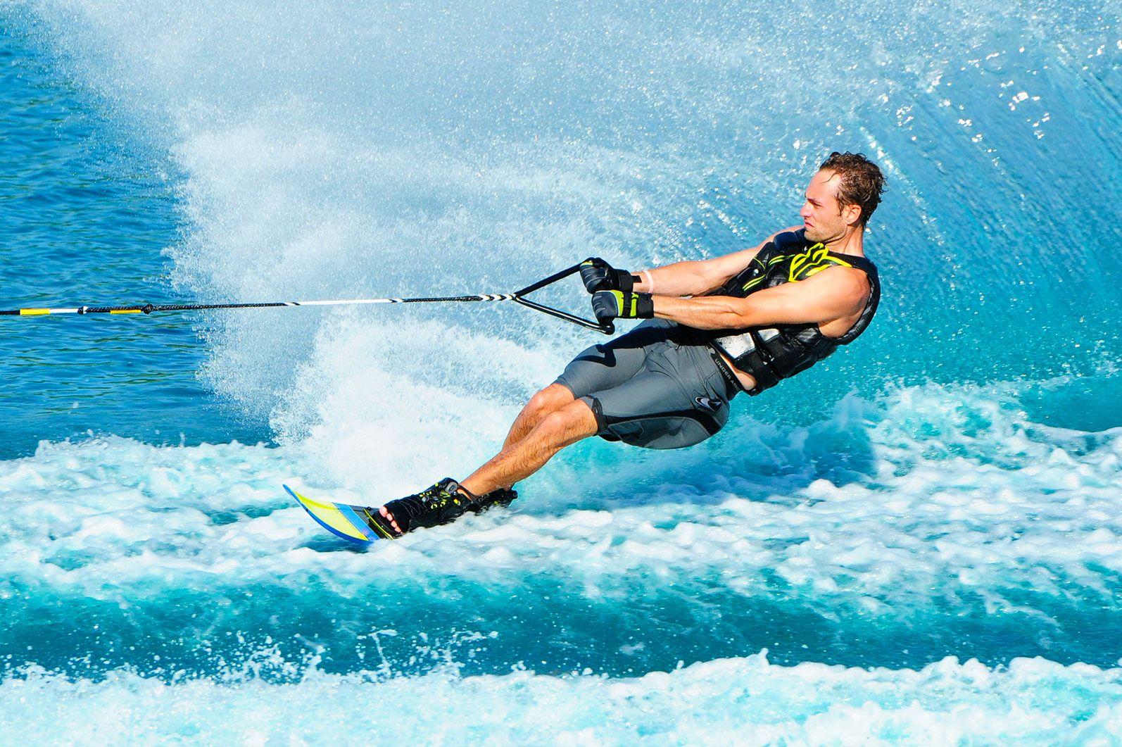 Jet ski fly fish water sports discover ras al khaimah