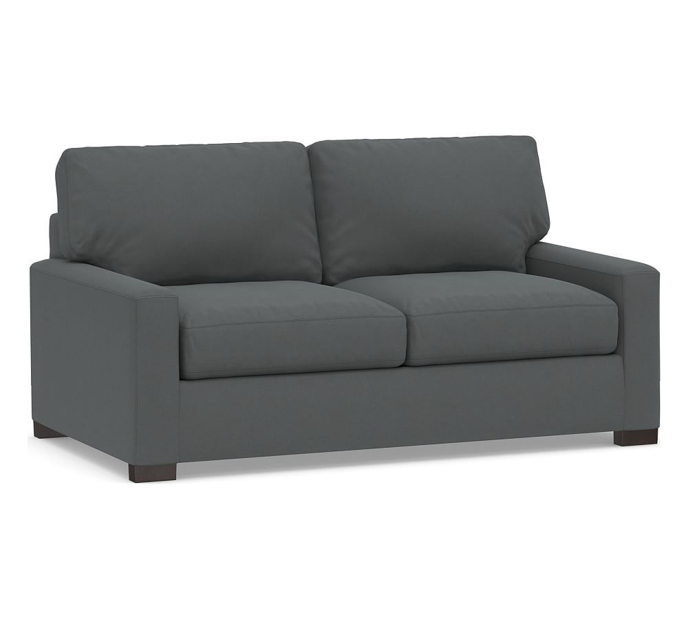 Pleasing Turner Square Arm Upholstered Sofa Without Nailheads Down Machost Co Dining Chair Design Ideas Machostcouk