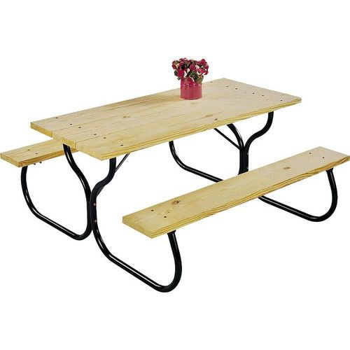 Found it at Wayfair - Picnic Table