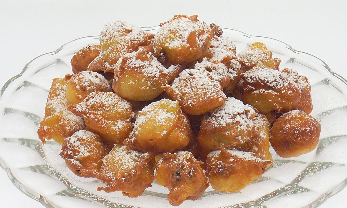 Frittelle Di Carnevale Ricette