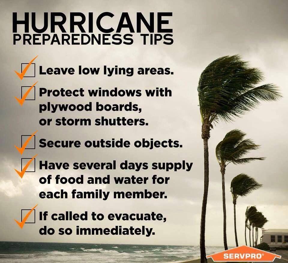 Hurricane tips hurricane preparedness storm