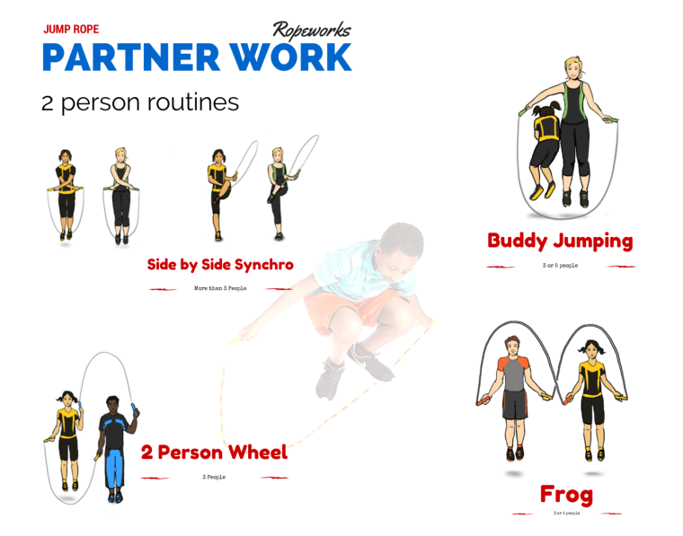 Foundation Skills Archives - Jump Rope Skills, Instruction and ...