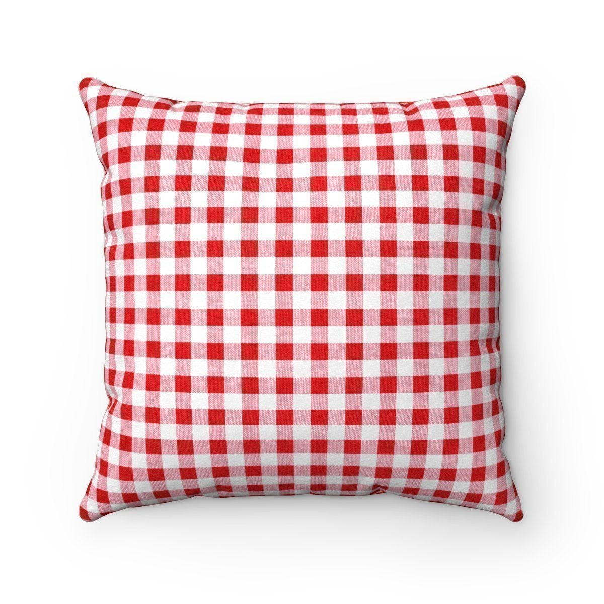 4th Of July Microfiber Osp Decorative Pillow W Insert Red