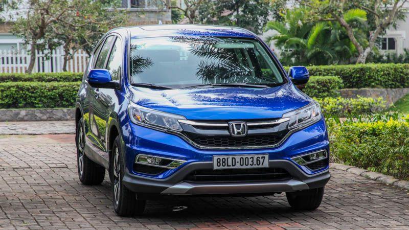 Honda CR-V 2016 phiên bản cao cấp 2.4AT TG được người tiêu dùng yêu thích nhờ khả năng vận hành mạnh mẽ, nhiều trang bị tiện nghi và an toàn cao cấp.
