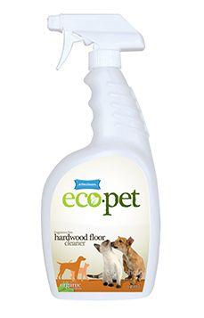 Eco Pet Hardwood Floor Cleaner