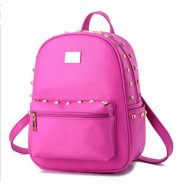11bf364e61 ACELURE Female students backpack pu leather Fashion Shoulder bag casual  Korean high quality women bag temperament lady backpack