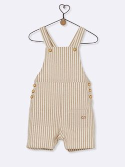 Baby S Short Dungarees Cyrillus Paris 35 Eur Kids Fashion Pinterest
