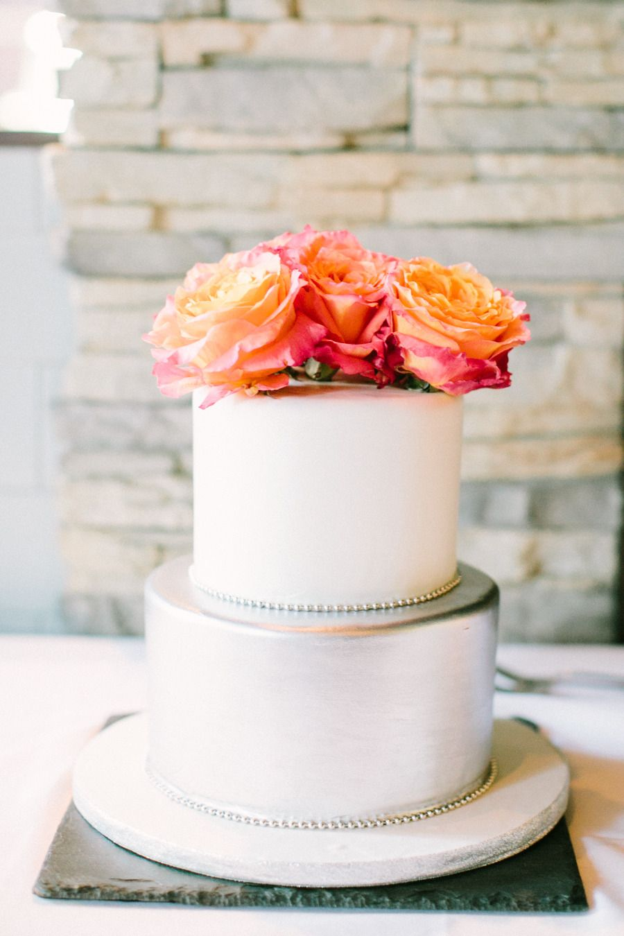 Sophisticated Chicago Tavern Wedding Wedding cakes, Cake, Wedding cake inspiration