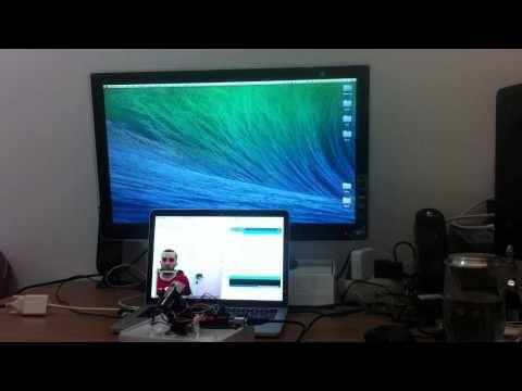 Face Tracking Turret, Arduino, OpenCV, Python | Raspberry Pi