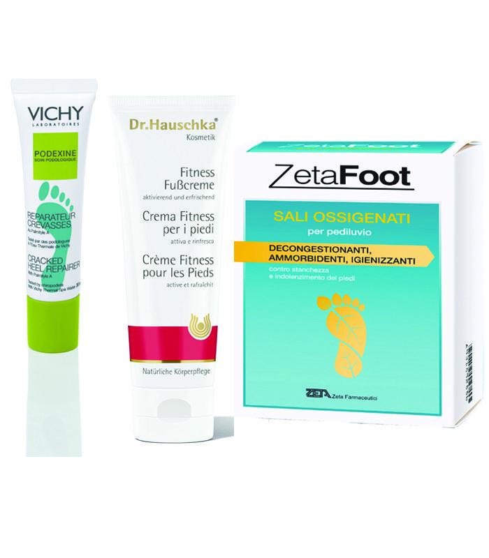 Consigli per la cura dei piedi