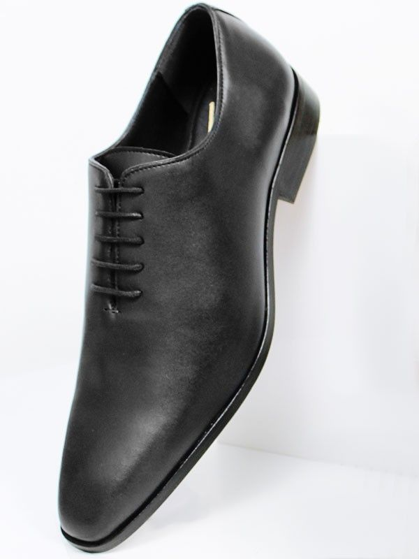 3adf1fbf301f Vegan mens Oxfords in black by Wills London
