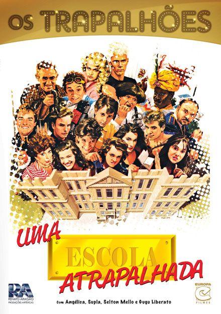 Download Uma Escola Atrapalhada Full-Movie Free