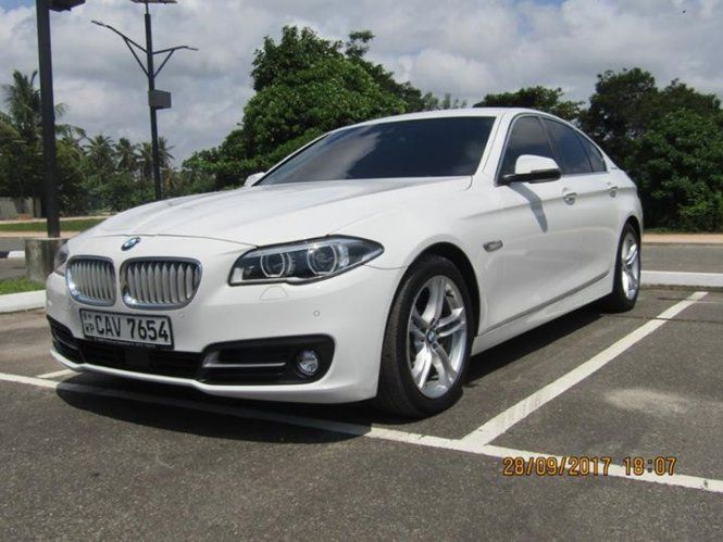 Car Bmw Active Hybrid 5 For Sale Sri Lanka Bmw 5 Series Active Hybrid 5 3000cc Petrol 2015 Registered In 2017 January Pearl White W Bmw Buy And Sell Cars Car