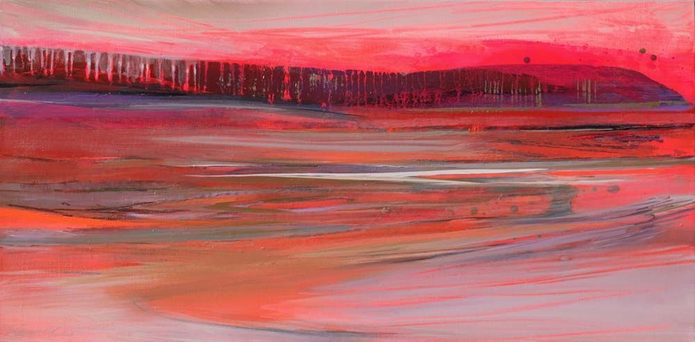 'Ruby Soir' by Kathy Ramsay Carr