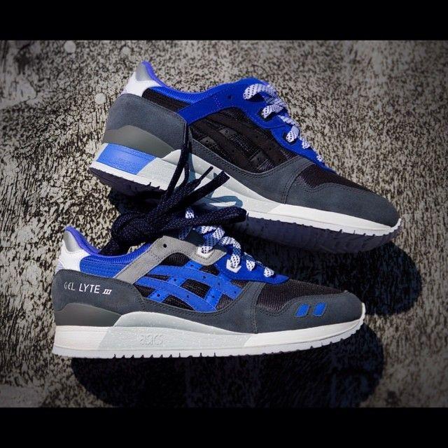 """best service b0b0e 8ba37 Asics Gel Lyte III X Sneaker Freaker """"Alvin Purple"""""""