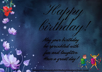 birthday greetings cards for best friend free download