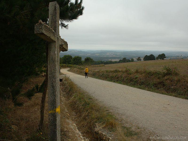 Walking On Camino Frances Camino De Santiago Santiago De Compostela Logrono