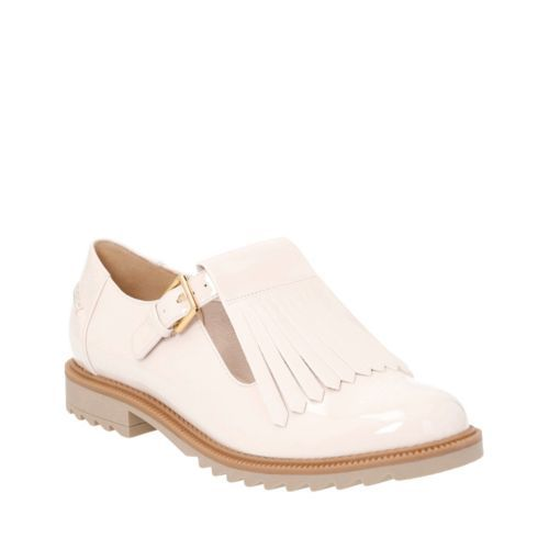 Griffin Mia Nude Pink Patent - Women's Casual Shoes - Clarks® Shoes