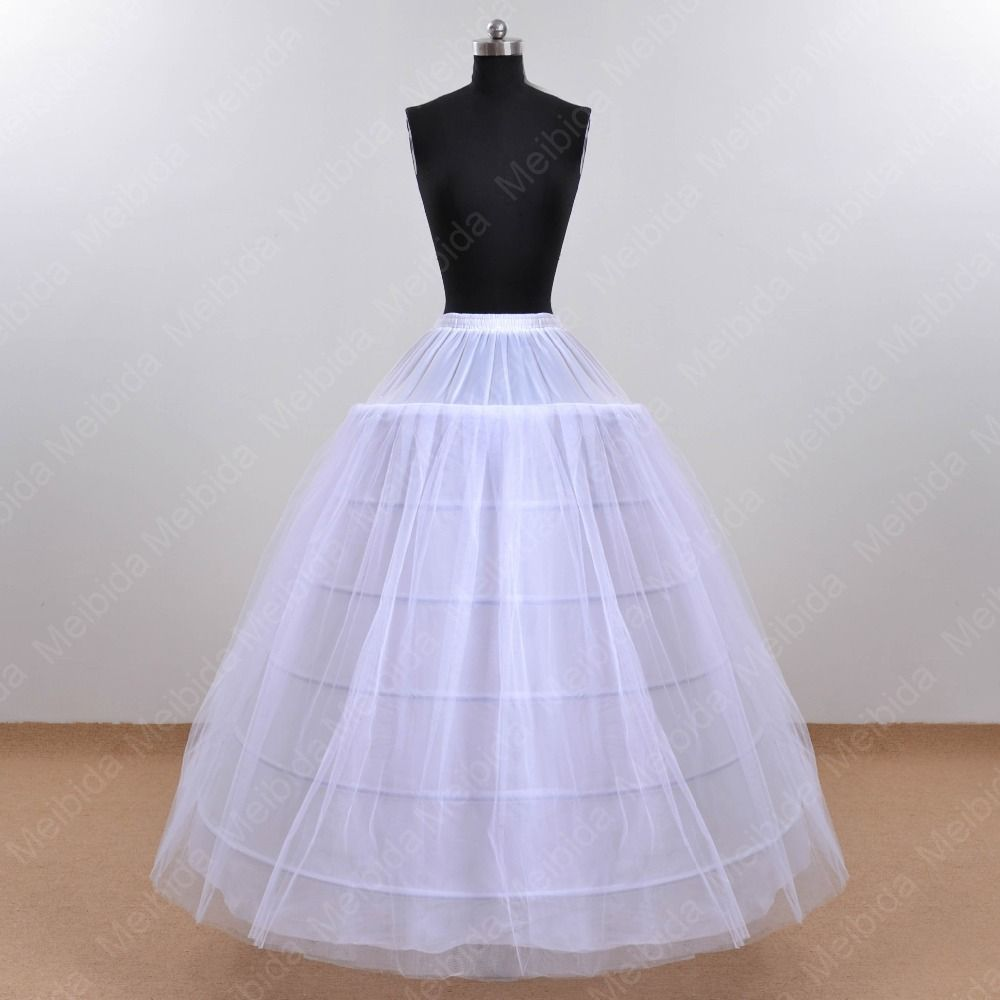 Find More Petticoats Information about Tulle Ball Gown Petticoat ...