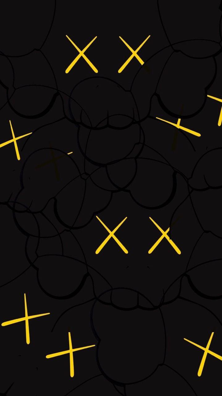 Download Kaws Wallpaper Iphone X (con imágenes) Fondos