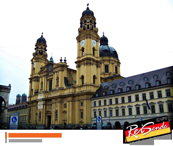 München   #2-05. (3)테아티너 교회 :: der Reisende - Travels in Germany