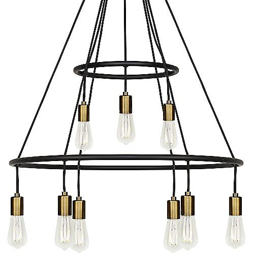 Zola Chandelier With Images Lbl Lighting Tech