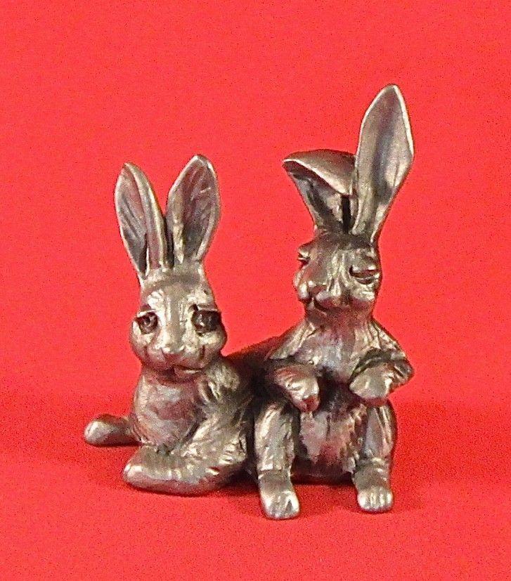 eBay #Sponsored Hudson Pewter Noah's Ark Collection pair of