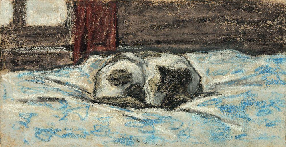 Monet Cat | Famous Cat-Lovers