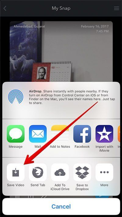 How to upload snapchat videos to instagram stories on iphone or ipad how to upload snapchat videos to instagram stories on iphone or ipad ccuart Images
