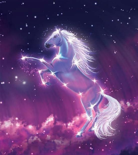 картинки лошадь космос