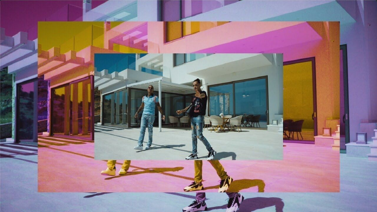 Dappy X Light Pantha Remix Official Music Video