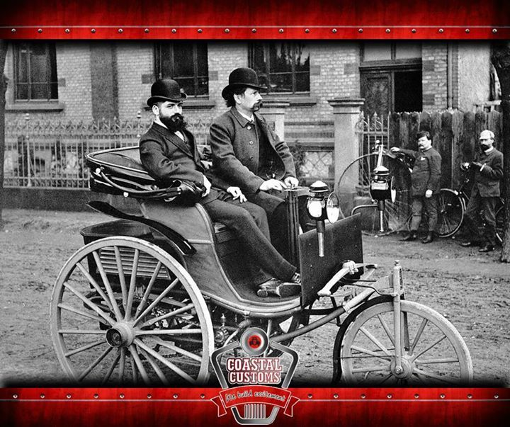 The Benz Became The First Car Offered For Sale In 1887 Who Knows