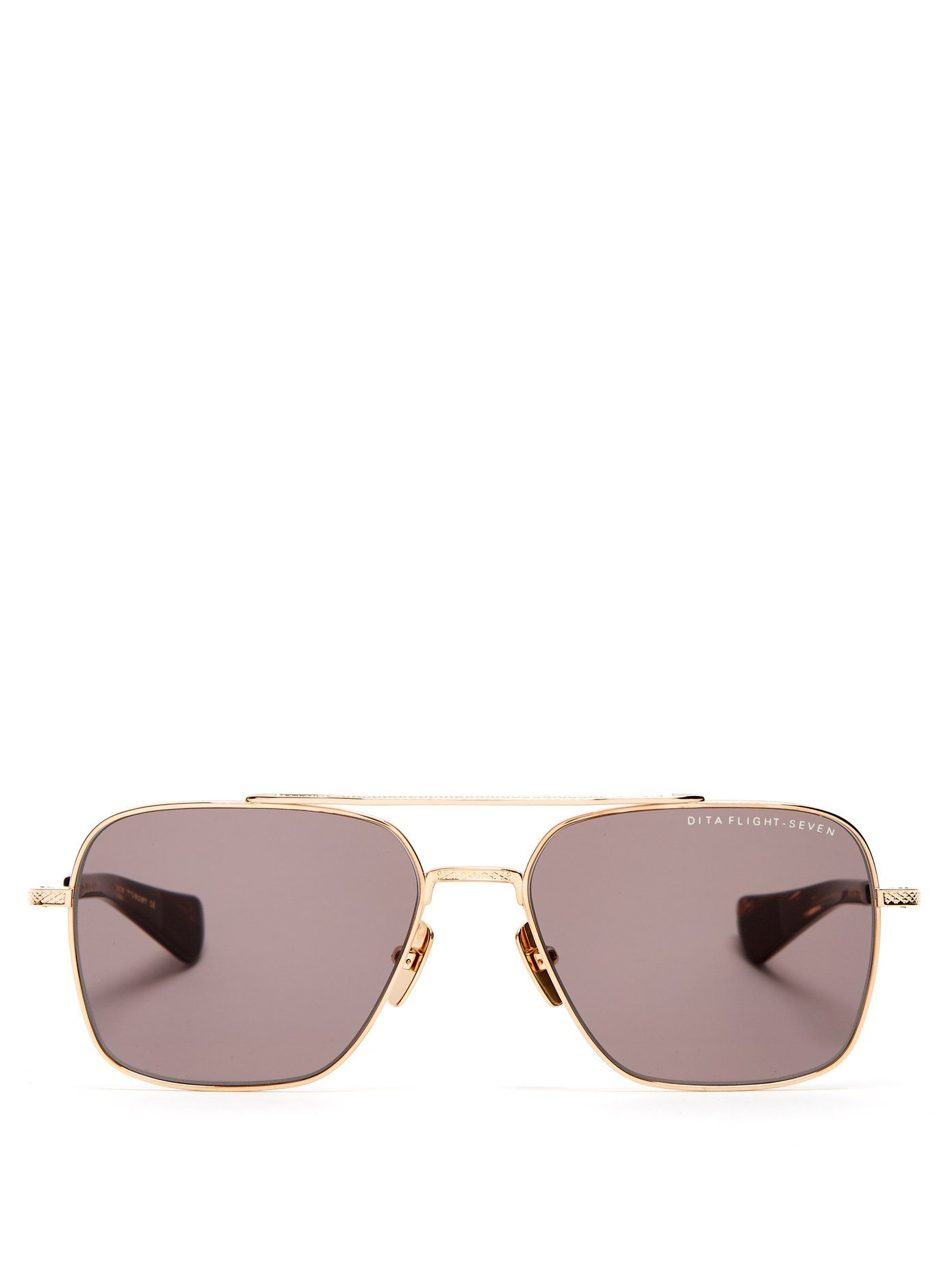 2cfb2050fe2e DITA Flight Seven square-frame aviators