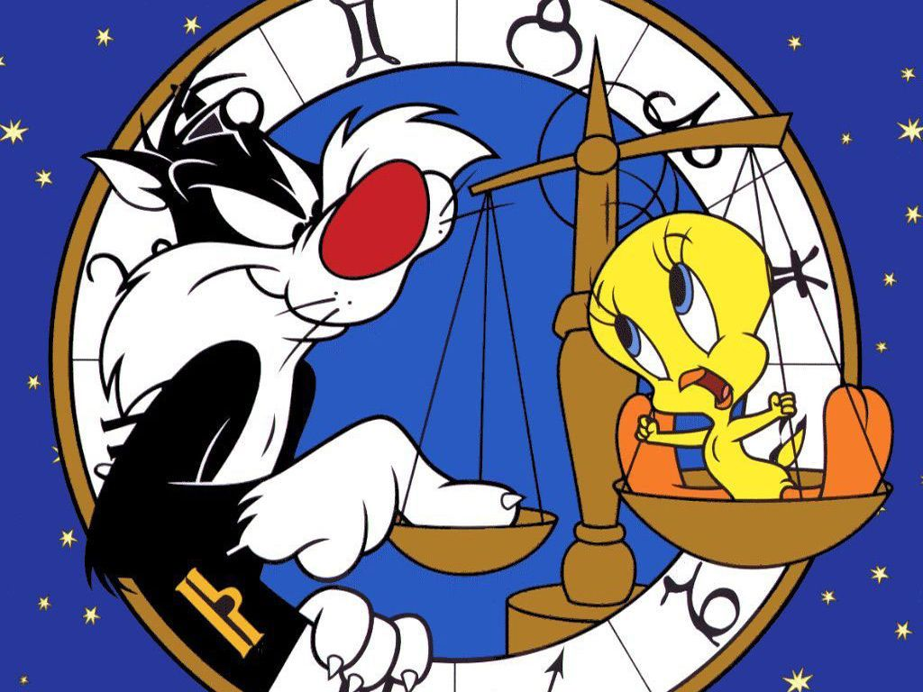 Tweety Bird Wallpaper Tweety Bird Wallpaper Looney Tunes Wallpaper Sylvester The Cat Looney Tunes
