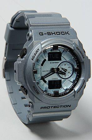 da6ba54e913 The GA-150 Watch in Blue by G-SHOCK I need a new gshock