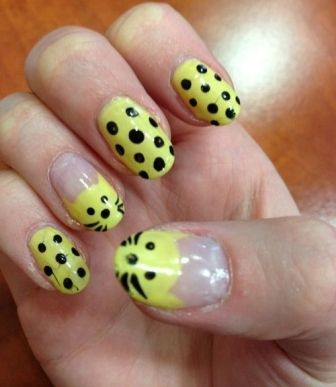 100 Beautiful And Best Nail Art Designs For Beginners At Home Nail