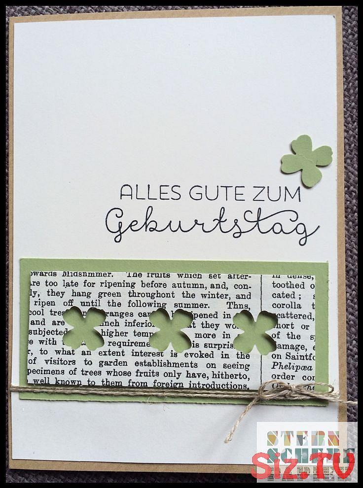Photo of Schlichte Glückwunschkarte,  #Glückwunschkarte #KartenBastelngeburtstag #Schlichte