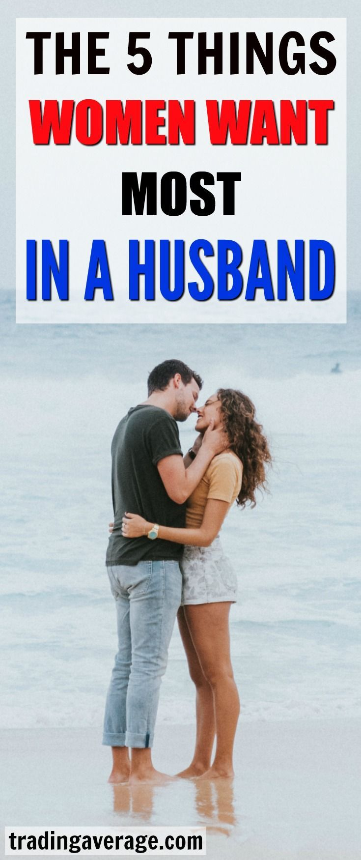 Women love these things in a husband! These marriage tips ...
