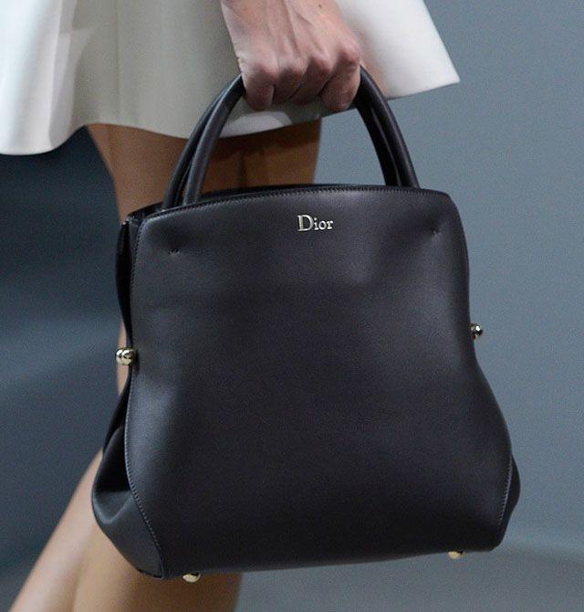Christian Dior Spring 2013 Handbags (1) cute   classic. Fashion Week  Handbags  Christian Dior Spring 2012 - PurseBlog ... 91435bb97b