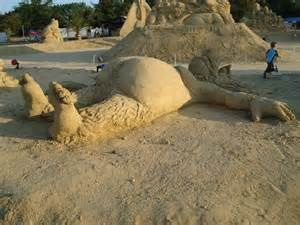Pictures of sand art