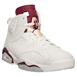 best sneakers 6a377 57068 Men's Air Jordan Retro 6 Basketball Shoes | Finish Line ...