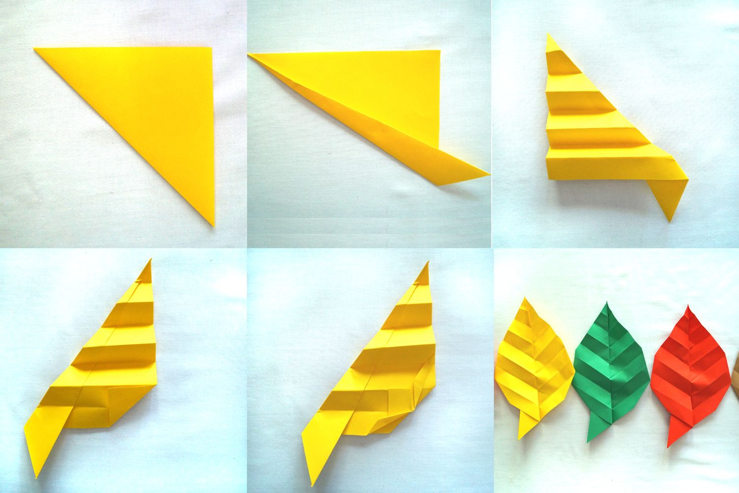 Jesienne Dekoracje Z Papieru Oryginalne Liscie Learning From Hollywood Abstract Artwork Origami Abstract