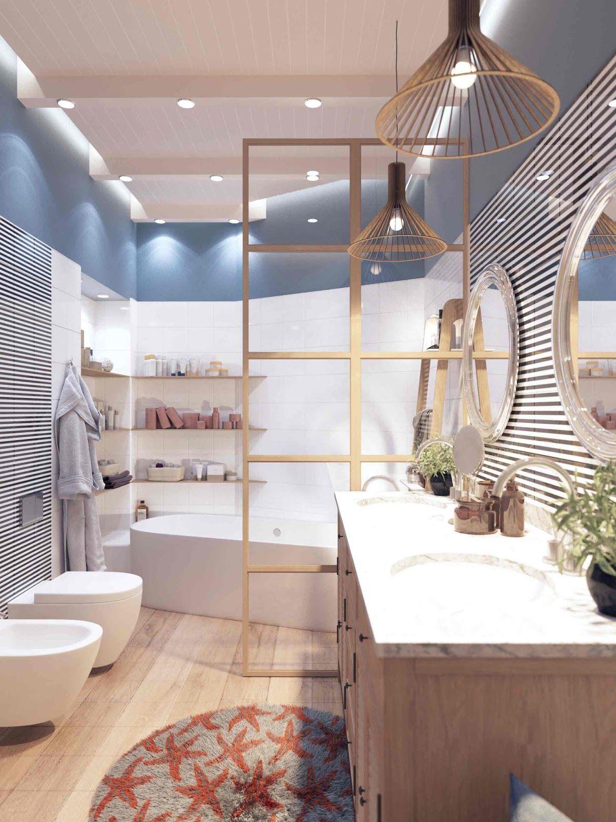 Casinha colorida: Um apartamento feminino com elementos modernistas